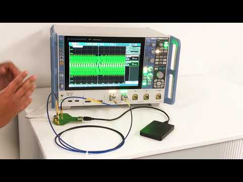 First Loo:k Siglent SDS1052DL+ Oscilloscope - Видео каталог