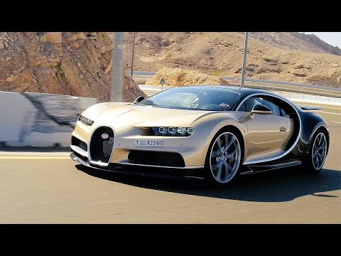 The 261mph Bugatti Chiron | Chris Harris Drives | Top Gear