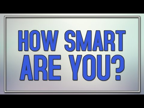 How Smart Are You For Your Age? + FACE REVEAL