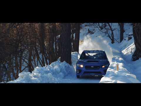 Boxersled! Subaru WRX STI vs an Olympic Bobsled Run