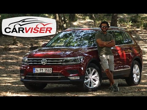VW Tiguan 2016 Test Sürüşü - Review (English subtitled)