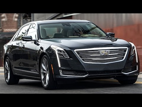 2016 Cadillac CT6 Review. The Big Cadillac is back!