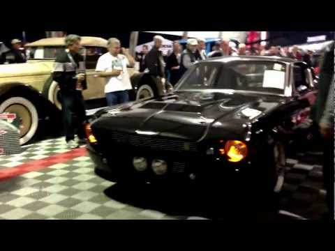 The Detail Boss: GT500 Eleanor Mustang At Scottsdale Barrett Jackson Auto Auction Detail of the Year