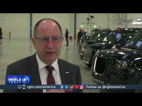 Chinese automaker Geely to increase production in UK