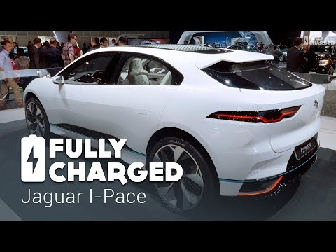 Jaguar iPace   Fully Charged