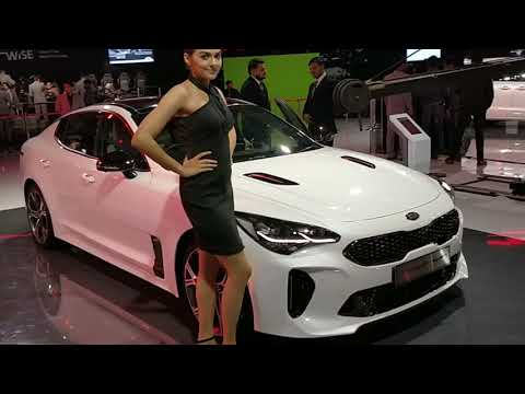 Kia Motors full India Lineup - Auto Expo 2018 #ShotOnOnePlus