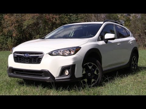 2018 Subaru Crosstrek: Start Up, Test Drive & In Depth Review