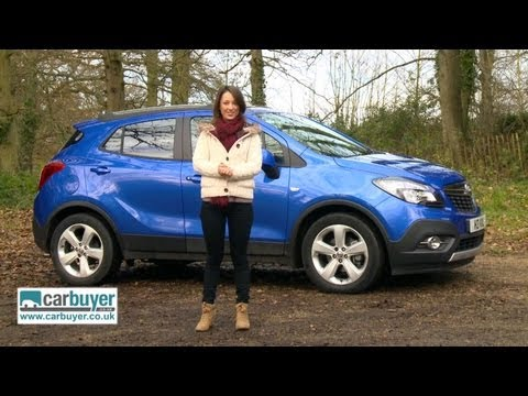 Vauxhall Mokka SUV 2013 review - CarBuyer
