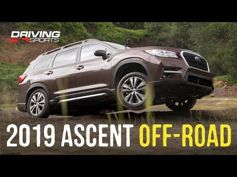 2019 Subaru Ascent Off-Road X-Mode Tested and Explained