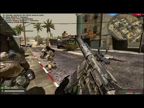 BATTLEFIELD 2: ZONE OF CONTINUOUS FIRE 2 - (Alpha)