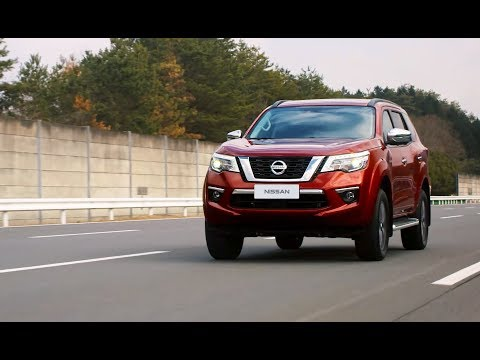 Nissan Terra to bring rugged 4x4 capabilities to China