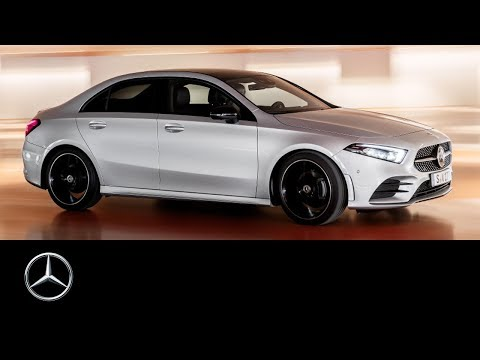 Mercedes-Benz A-Class Sedan 2018 | Trailer