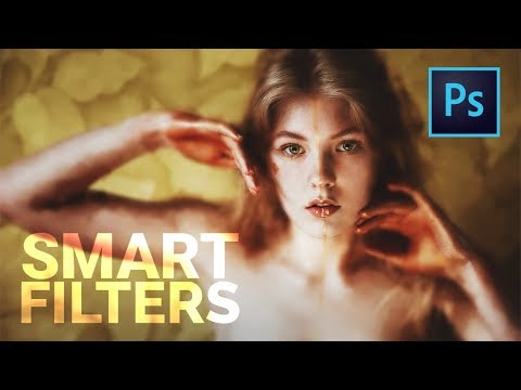The Amazing Possibilities of Smart Filters in Photoshop