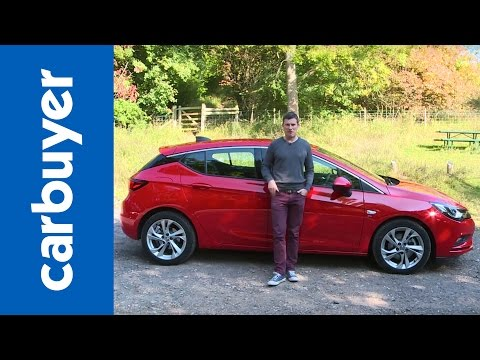 Vauxhall Astra (Opel Astra) review - Carbuyer