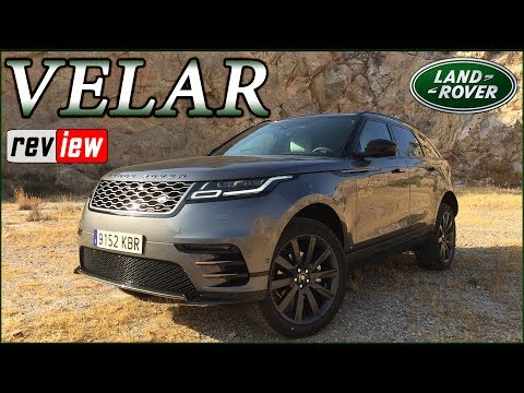 Range Rover Velar | Review en Español / Prueba / Test / SUV | Supercars of Mike