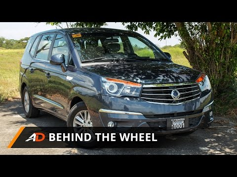 2017 SsangYong Rodius EX - AutoDeal Behind the Wheel