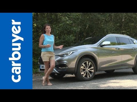 Infiniti QX30 SUV review - Carbuyer