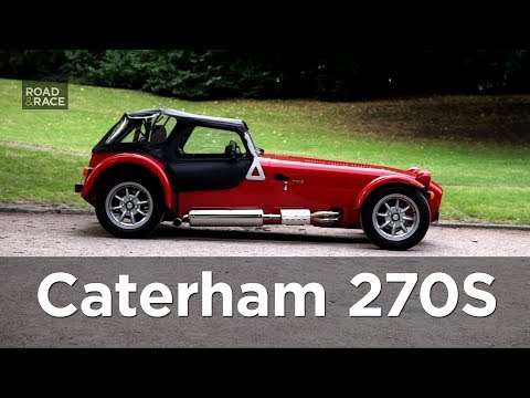 How I HATED then LOVED the Caterham Seven 270S (review) | Road & Race S03E16