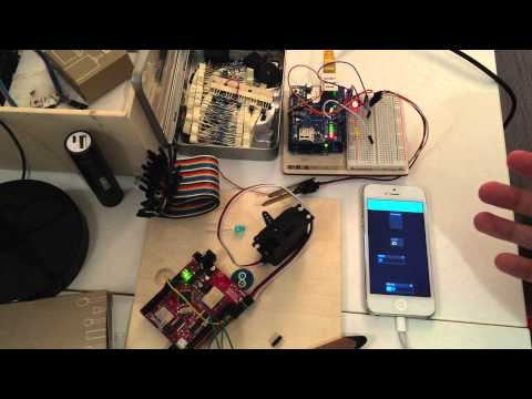 SOLVED Arduino is offline with ethernet shield - Blynk