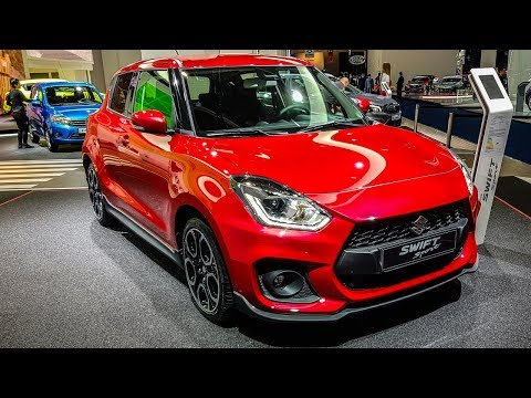 2017 Maruti Suzuki Swift Sport - India Bound | MotorBeam