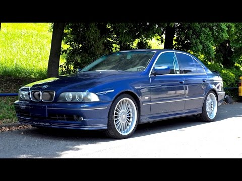 2001 BMW Alpina B10 V8 (Canada Import) Japan Auction Purchase Review