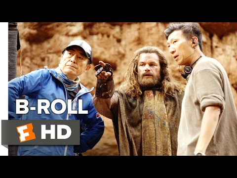 The Great Wall B-ROLL (2017) - Matt Damon Movie