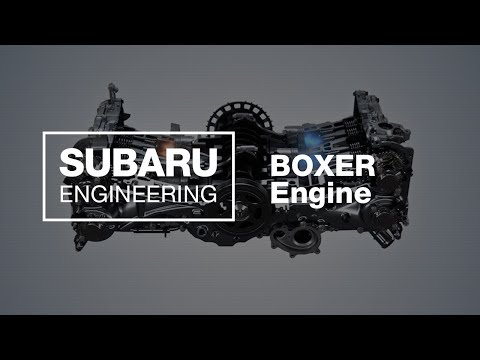 SUBARU BOXER Engine Explained (2018 Updated)
