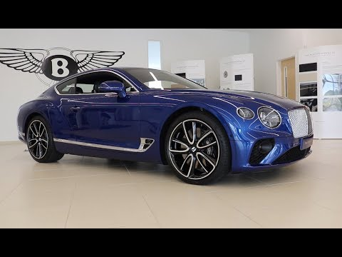 2019 Bentley Continental GT Technical Review